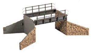 Wills SS28 Occupation Bridge with Stone Abutments