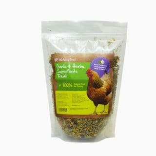 Chicken Toy & Superfoods Treat