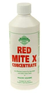 Red Mite X Concentrate