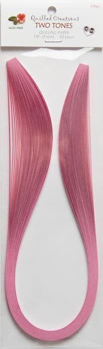 Pink Two Tone 1/8