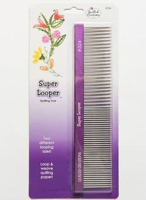 Super Looper by Quilled Creations