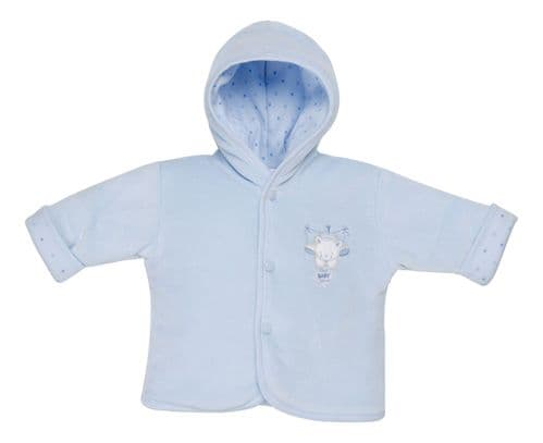 Tiny Baby Bear Hooded Jacket (B)