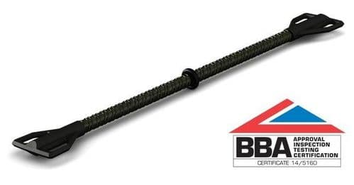 Ancon Teplo-BF1 Wall Tie Type 1 Tie to PD 6697 (Masonry Heavy Duty)