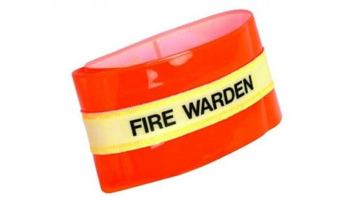 FIRECHIEF AB3020 - Fire Warden reflective armband