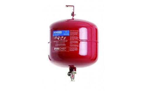 FIRECHIEF APS10 - 10 KG AUTOMATIC DRY POWDER FIRE EXTINGUISHER