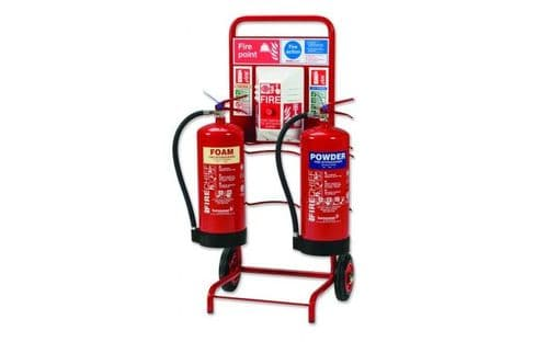 FIRECHIEF FCT2S - SITE ALARM TROLLEY