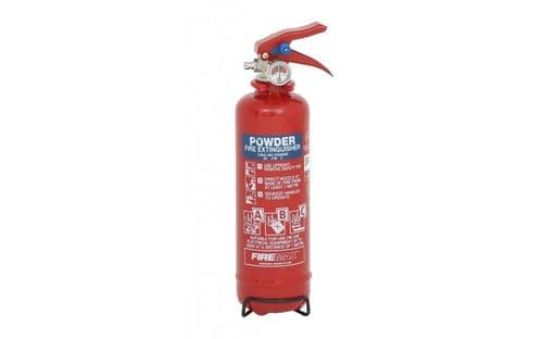 FIRECHIEF FMP600 - 600G POWDER FIRE EXTINGUISHER