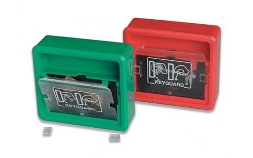FIRECHIEF HKG1/GREEN - GREEN KEY GUARD BOX