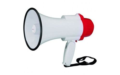 FIRECHIEF HMP5 - MINI MEGAPHONE WITH FOLDING HAND GRIP