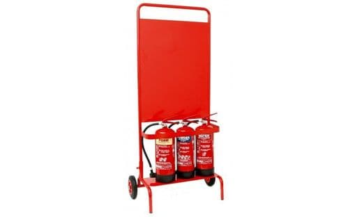 FIRECHIEF SVP1 - WHEELED SITE STAND