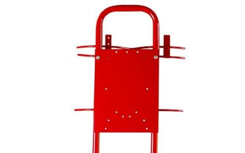 FIRECHIEF SVTBP - METAL ALARM MOUNTING BACKPLATE FOR SVT2 TROLLEY