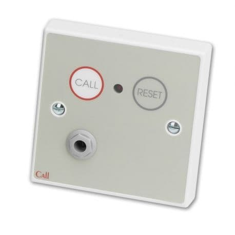 NC802DERM Emergency Infrared Call Point, Magnetic Reset c/w Remote Socket