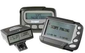 Pagers and Accessories