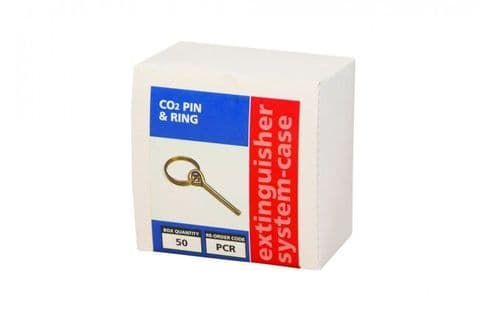 PCR - CO2 FIRE EXTINGUISHER PIN & RING