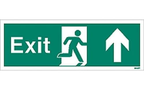 W446T - EXIT SIGN UP/FORWARDS.