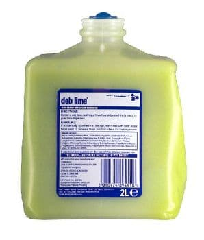 DEB Lime Hand Cleaner Cartridge