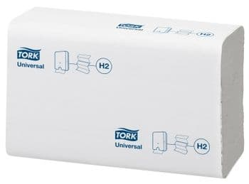 Lotus Z Fold Marathon Hand Towel (NOW CALLED TORK H2 EXPRESS MULTIFOLD HAND TOWELS)- Code 07329