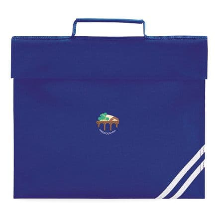 Harwood Hill Primary Embroidered Bookbag