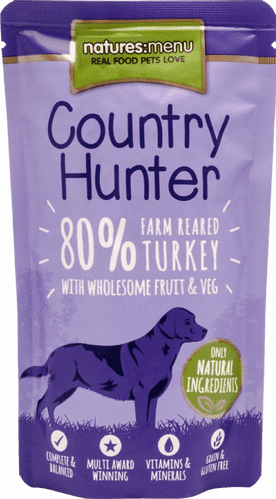 Country Hunter Pouch Turkey Box