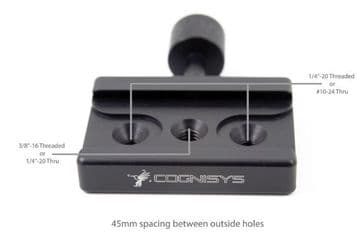 Cognisys QUICK RELEASE CLAMP