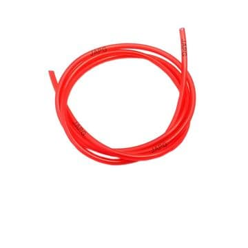 1 Metre of 2mm ID x 4mm Fuel Petrol Pipe Hose Tube Line Strimmer, Chainsaw, Hedge Trimmer