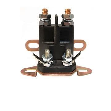 4 Pole Starter Solenoid, Countax K12.5, K13, K14, K15, K18 Ride On Mower, Part, 44814801, 44814800