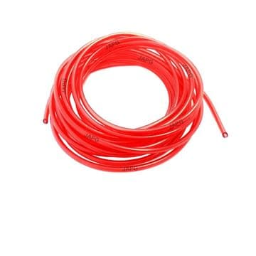 5 Metre Trade Pack, 2mm ID  x 4mm OD Fuel Petrol Pipe Hose Tube Line Blower, Hedge Trimmer