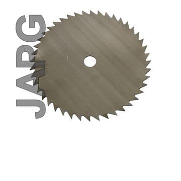 """8"""",  200mm, 44 Tooth Scratcher Saw Blade, Brush Cutter, 20mm Centre, Fits Some Stihl 4000 713 4200"""