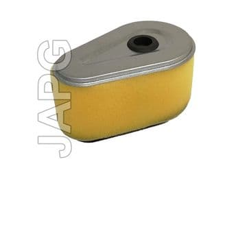 Air Filter, John Deere 12PB, 12PC, 12SB, JE75, JX75, JX85 Mower, Kawasaki Engine Part, M79451, M7755