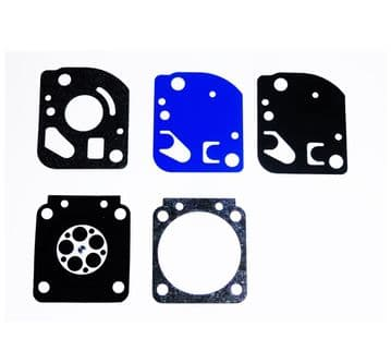 Carb Diaphragm & Gasket Kit Set, Weed Eater GHT180, GHT220 Hedge Trimmer, Cutter Parts