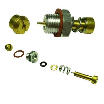 Carb Needle Screw Valve, Seat, Spring Kit, For Briggs and Stratton 3hp to 5hp Engines, Part No 299060