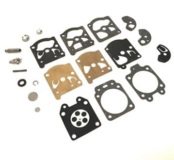 Carburettor Repair Kit, Ryobi RSV3100E Blower Parts, Diaphragm, Gasket, Needle, Lever FOR WALBRO