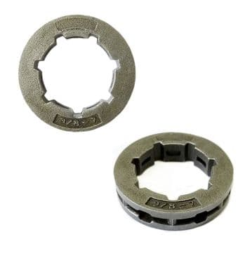 "Chainsaw Sprocket Rim 3/8"" x 7 Standard 7 for Dolmar, Echo, Homelite"