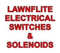 Electrical Switches and Solenoids for Lawnflite Ride On Mowers