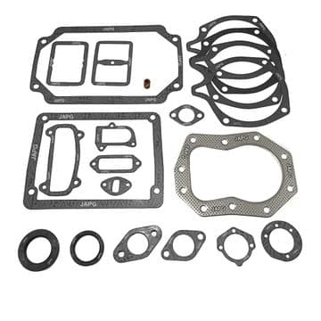 Engine Gasket & Oil Seal Set, Kohler K341, Intake, Head, Valve, Sump, Breather, Exhaust