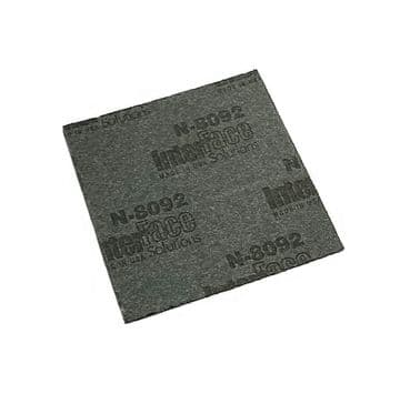 Engine Intake & Cylinder Gasket Sheet Paper Material, 76mm x 76mm x 0.8mm, Interface Type N-8092, MAKE YOUR OWN !