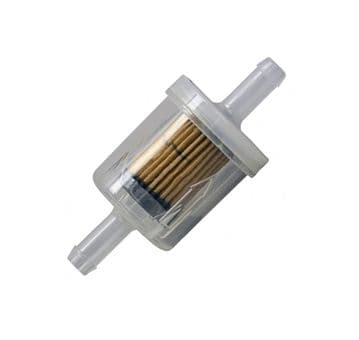 In-Line Fuel Filter, Mowers with Briggs and Stratton Engines, Part 691035, 493629, 5065