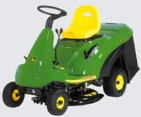 John Deere CR125 Ride On Mower Parts and Spares