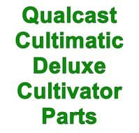 Qualcast Cultimatic Deluxe Cultivator Parts