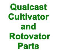 Qualcast Cultivator and Rotovator Parts