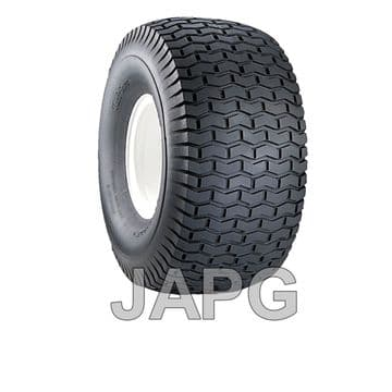 "Ride On Mower, Rear Tyre Tire, Size 18"", For 8"" Wheel Rims, 18 x 9.50-8 CARLISLE"