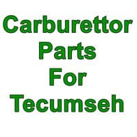 Tecumseh Carburettor Parts