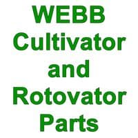 Webb Cultivator and Rotovator Parts