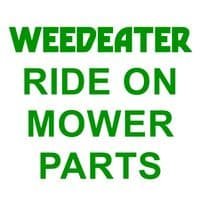 Weedeater Ride On Mower Parts