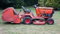 Westwood T1800, T1800H Ride On Tractor Mower Parts and Spares for Year 1994
