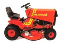 Westwood T800 ride on tractor mower parts