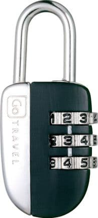 No-key Combination Padlock - Gadgets4Travel - Travel accessories online