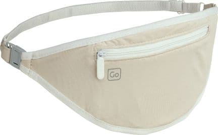 Go Travel Body Pocket Ultra Comfy Lingerie Style Secret Money Belt (Ref 599)