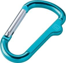 Go Travel Clip It Strong & Secure Universal Karabiner Clip-3 per Pack (Ref 364)