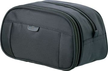 Go Travel Dual Water-Resistant Washbag with Grooming Compartment (Ref 645)